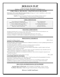 maintenance technician resume sample resume formt cover letter cover letter maintenance technician resume examples maintenance
