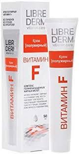 <b>Librederm Vitamin F</b> Cream, semi-oily, 50 ml.: Amazon.co.uk: Beauty