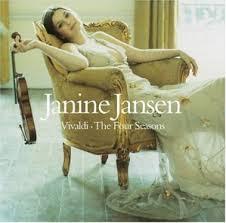 <b>Vivaldi</b> : The Four Seasons - <b>Janine Jansen</b> - The Flying Inkpot ...