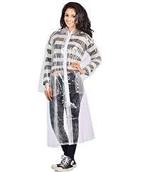Malvina <b>Women's Waterproof PVC</b> Unisex <b>Transparent</b> Overcoat ...