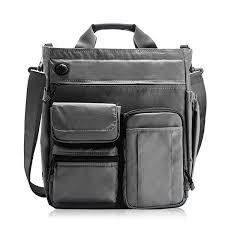 Men <b>Nylon Waterproof Large</b> Capacity Crossbody <b>Bag</b> Multi ...