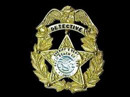 Image result for PBSO Detective badge