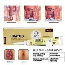 Hua Tuo Hemorrhoids <b>Ointment</b> Plant <b>Herbal Materials</b> Powerful ...