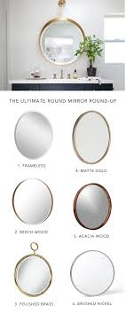 bathroom mirror scratch removal malibu ca youtube: instantly update your bathroom decor for  with a round bathroom mirror citysage