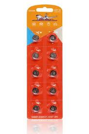<b>Батарейка AG7</b>/LR926 щелочная 10 шт., купить, цена 109 руб ...