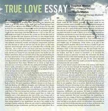 Free Sample Essay About Love mfacourses web fc com Free Sample Essay About Love