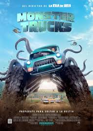Monster Trucks (2017) latino