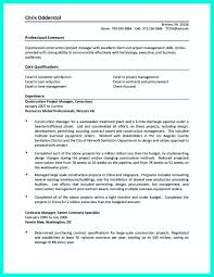 cool construction project manager resume to get applied how to example of a construction project manager resume example of a construction project manager resume
