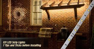 7 Things to Know Before Buying and Installing <b>12V</b> LED Strip Lights