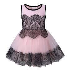 Pettigirl Summer Princess Dresses for <b>Little Girls</b> Lace <b>Elegant</b> Party ...