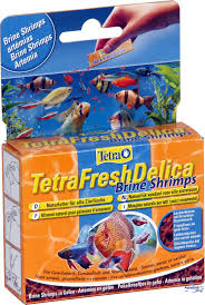 <b>Tetra Fresh Delica</b> - <b>Brine Shrimps</b>