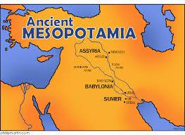Resultado de imagem para mesopotamia