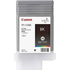 <b>Canon PFI</b>-<b>103BK 130</b>-ml <b>Black</b> Ink Cartridge
