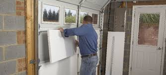 Image result for garage door insulation