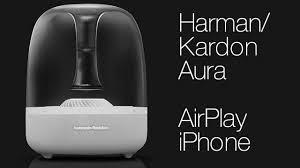<b>Harman Kardon Aura</b> - музыка для твоего iPhone - YouTube