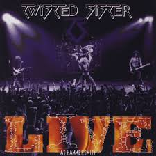 <b>Twisted Sister</b> - <b>Live</b> At Hammersmith (2007, CD) | Discogs