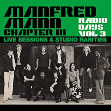 Radio Days Vol. <b>3</b> - Live Sessions & Studio Rarities by <b>Manfred</b> ...
