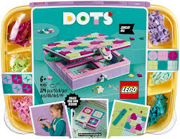 <b>Конструктор LEGO DOTS</b> 41915 Шкатулка для драгоценностей ...