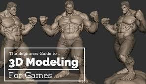 <b>3D Modeling</b> for <b>Games</b> | Beginner's Guide