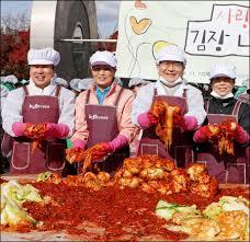 Touch Korea Tour - Kimchi Day
