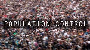 words free sample essay on population control