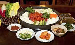مطعم القصر الكورى