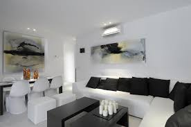 White Chairs For Living Room Living Room Black And White Magnificent Black And White Chairs