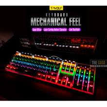 Best <b>T</b>-<b>WOLF</b> Computer Keyboards Price List in Philippines April 2021