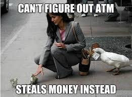Scumbag Tech Impaired Duck memes | quickmeme via Relatably.com