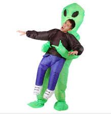 <b>Inflatable Costume Alien</b> Unisex <b>Costumes</b> for sale | eBay