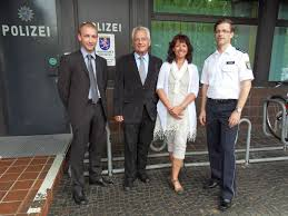 von links: Max Schad, Aloys Lenz, Birgit Behr und Rainer Kraus - 143