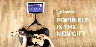 <b>Populele</b> Smart Ukulele - <b>Apps</b> on Google Play