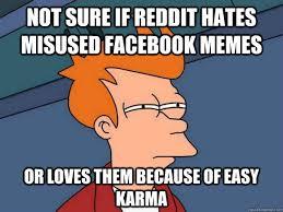 Misused Facebook Memes Reddit - misused facebook memes reddit ... via Relatably.com