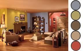 southwest decor colors