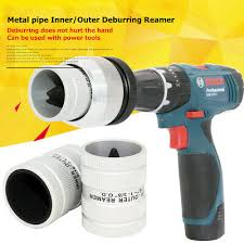 Copper Tube <b>Chamfer Trimming</b> Knife Metal Pipes <b>Deburring</b> ...