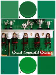 lisa mende design my top favorite emerald green paint colors thursday 5 2013