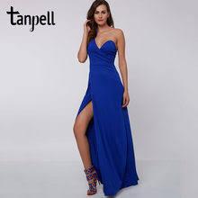 long <b>dress</b> tanpel
