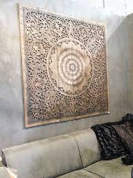 balinese wall decor carved wood wall art panel wall hanging teak paneling wall sculpture oriental design ft more artistic wood pieces design
