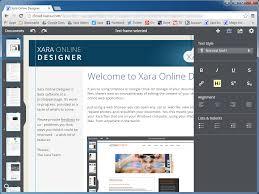 xara web designer updated for code responsive website other