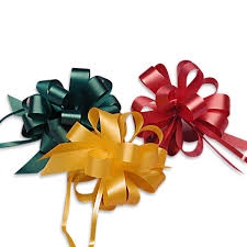 Pull Bows | Premade Bows | Shop with Ribbons.com