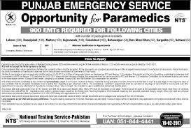 punjab emergency service rescue jobs  punjab emergency service rescue 1122 jobs 2017 application form eligibility criteria procedure to apply
