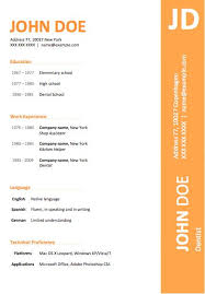best yet free resume templates for word   resume  templates and    modern orange color resume template microsoft word