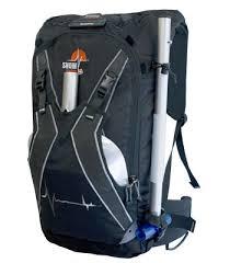Суммарный опыт провоза лавинных рюкзаков Snowpulse и ABS ...