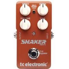 <b>Педаль эффектов TC ELECTRONIC</b> Shaker Vibrato TonePrint ...