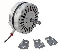Lomanco Power Vent Attic Fan Motor 1/10hp 1100 RPM 115 Volts ...
