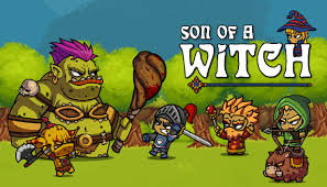 <b>Son of a</b> Witch on Steam