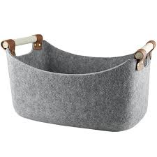 Hot Pressing UniBody Felt Storage Basket Sale, Price & Reviews ...