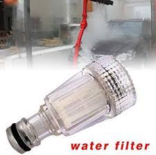 Wetour Pressure Washer <b>Water</b> Filter <b>Car Washing System</b> Suitable ...