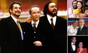 The three terrors: Priapic <b>Pavarotti</b>, Dishy <b>Domingo</b> and <b>Carreras</b> the ...