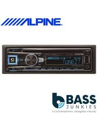 <b>Alpine CDE</b>-<b>190R</b> Single Din CD MP3 USB AUX Car Stereo Player ...